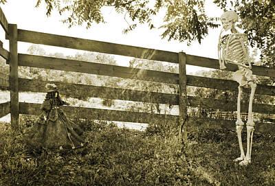 Doll Photograph - Perplexed  by Betsy Knapp