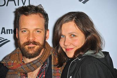 Opening Night Photograph - Peter Sarsgaard, Maggie Gyllenhaal by Everett