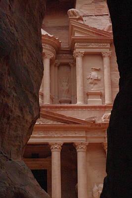 Petra Print by David George