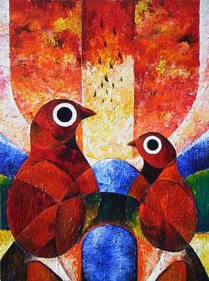 Loganville Painting - Phenomenon I by Harold Bascom
