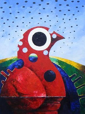 Loganville Painting - Phenomenon II by Harold Bascom