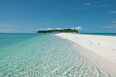 Philippines, Calangaman Island Print by Photo by Karl Lundholm