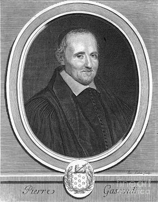 Outlook Photograph - Pierre Gassendi, French Polymath by Science Source