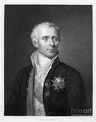 Pierre Laplace (1749-1827) Print by Granger