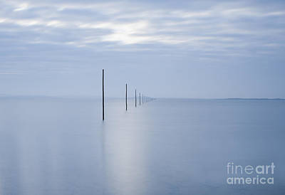 Lindisfarne Photograph - Pilgrim's Way by Janet Burdon