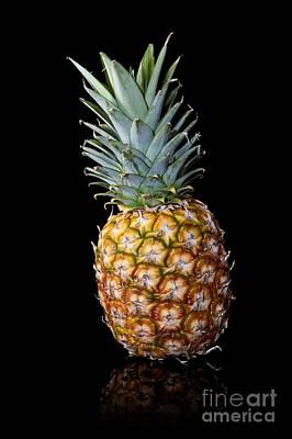 Ananas Photograph - Pineapple  by Richard Thomas