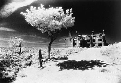 Haunted House Photograph - Plas Pren by Simon Marsden