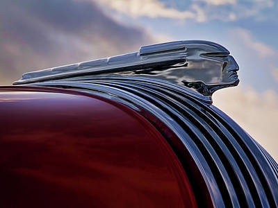 Pontiac Chief Print by Douglas Pittman