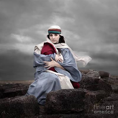 Daydreams Art Photograph - Portrait Of Mary by Cindy Singleton