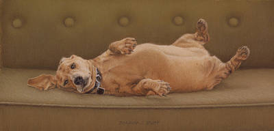 Position Is Everything In Life Original by Barbara Groff