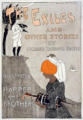 Poster Advertising Richard Harding Print by Everett