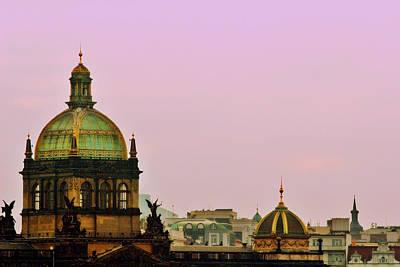 Horizontal Photograph - Prague - A Living Fairytale by Christine Till