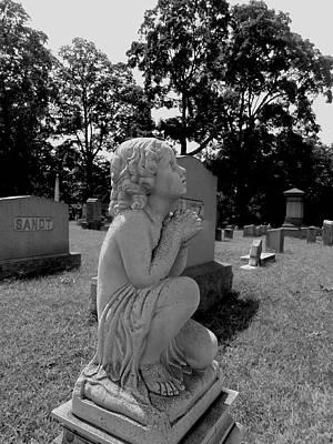 Symbolism Photograph - Prayer by Felix Concepcion