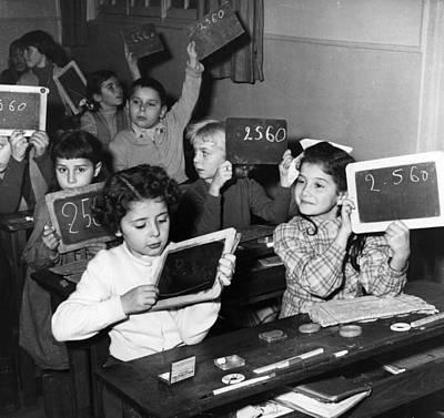 Brat Photograph - Primary Education by Keystone