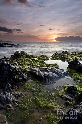 Canoe Photograph - Primordial Hawaii by Dustin K Ryan