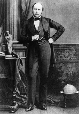 Prince Albert 1819-1861, Husband Print by Everett