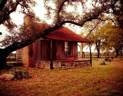 Haunted House Photograph - Pumpkin House by Sonja Quintero