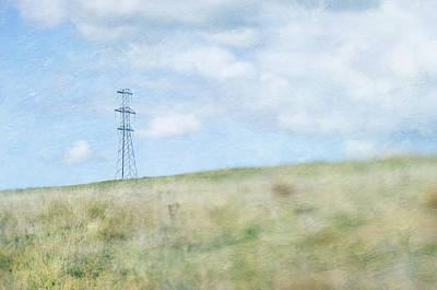 New Generations Photograph - Pylon by Jill Ferry