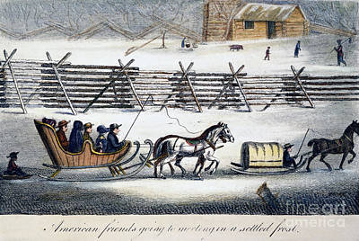 Quakers Print by Granger