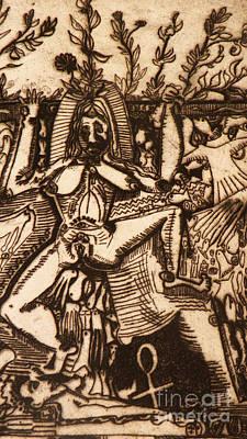 Queen Of Life Original by Robert Daniels