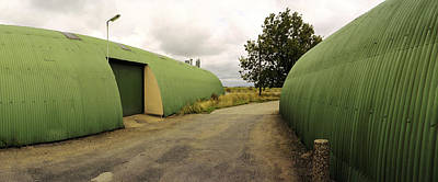 Raf Knettishall Technical Section Original by Jan W Faul