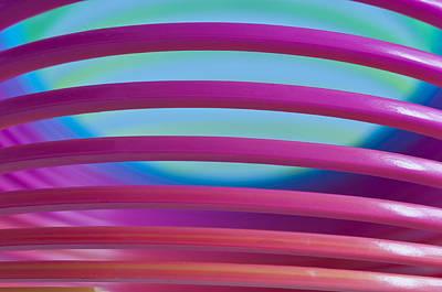 Rainbow 4 Print by Steve Purnell