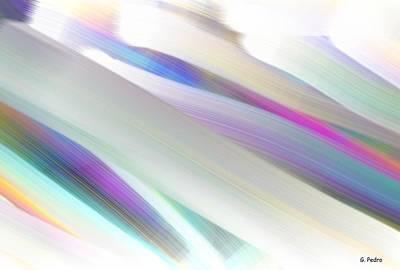 George Pedro Art Painting - Rainbow by George Pedro