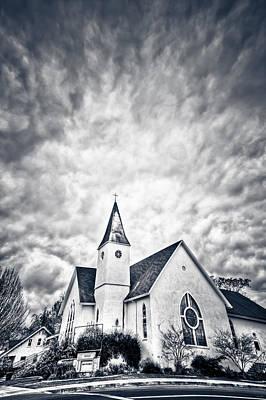Rapture Print by Donni Mac