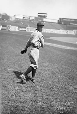 Shortstop Photograph - Raymond Johnson Chapman by Granger