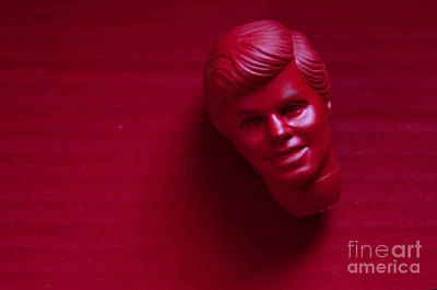 Doll Photograph - Red Head Ken by Dan Holm