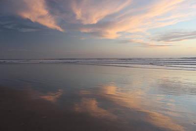 Landscape Photograph - Reflection II by Caroline Lomeli