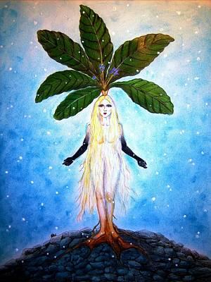 Return Of The Sacred Witch Original by Fariz Kovalchuk