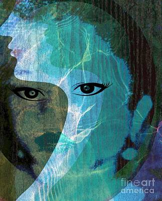Revelation Mixed Media - Return To Self by Fania Simon