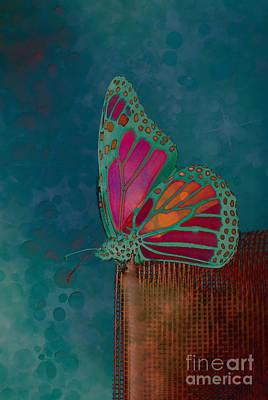 Aimelle Photograph - Reve De Papillon - S04bt02 by Variance Collections