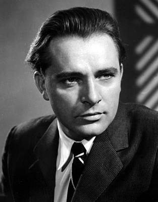 Richard Burton, 1950s Print by Everett