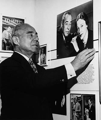 Hallmark Photograph - Richard Rodgers 1902-1979, American by Everett
