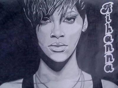 Rihanna Original by Lakeesha Mitchell