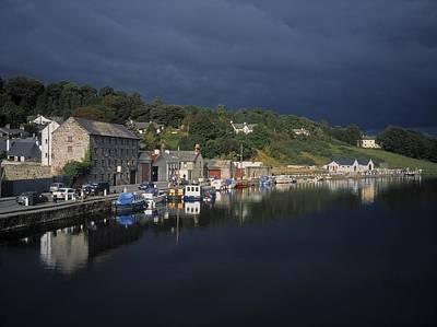 River Barrow, Graiguenamanagh, Co Print by The Irish Image Collection