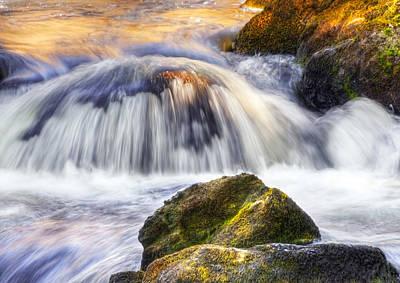 River Flows 03 Original by Svetlana Sewell