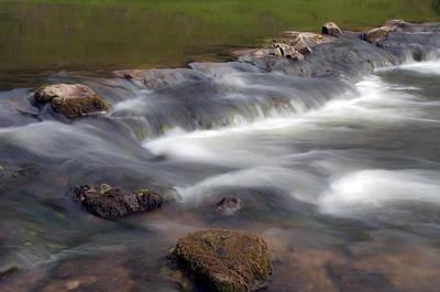 River Flows 05 Original by Svetlana Sewell