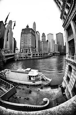 Riverwalk Photograph - Riverwalk View by John Rizzuto