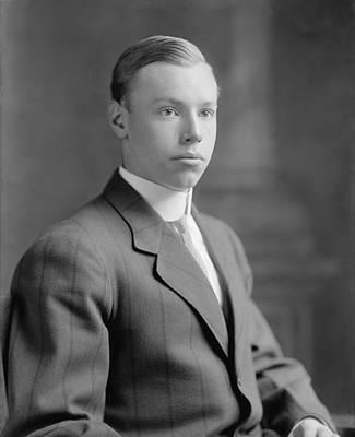 Robert Alphonse Taft 1889-1953, Son Print by Everett