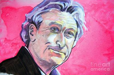 Robert De Niro Original by Ken Huber