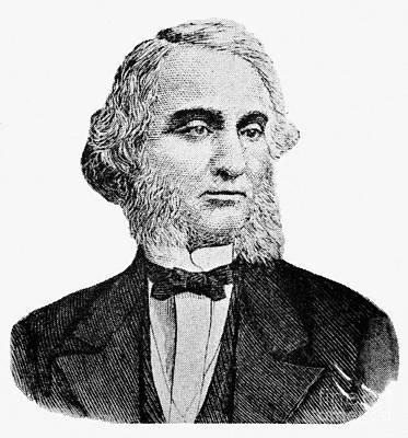 Robert Purvis (1810-1898) Print by Granger