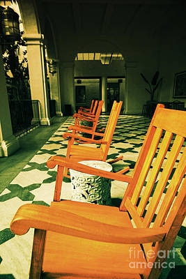 Rocking Chairs Photograph - Rockers by Cheryl Young