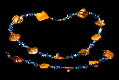 Sterling Silver Jewelry - Romance Set by Yael VanGruber