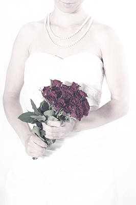 Necklace Photograph - Roses by Joana Kruse