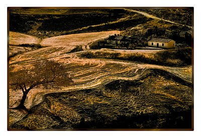 Spanish Landscape Photograph - Rural Spain by Mal Bray