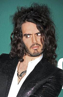 Booksigning Photograph - Russell Brand At A Public Appearance by Everett