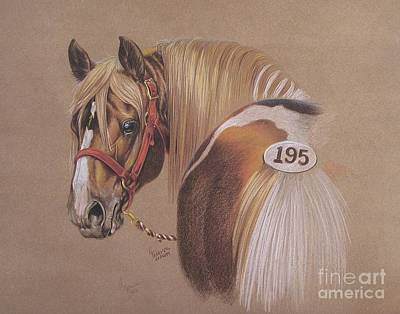 Colored Pencil Painting - Sale No. 195 by Carrie L Lewis